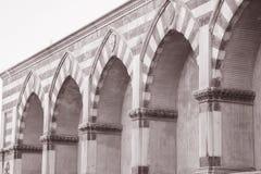 Santa Maria Novella Church Florence Arkivfoton