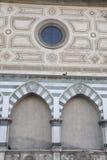 Santa Maria Novella Church Florence Royaltyfri Foto