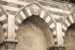 Santa Maria Novella Church Florence Royaltyfri Bild