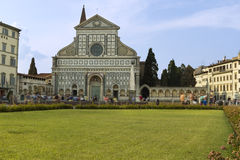Santa Maria Novella Royalty Free Stock Photography