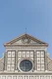 Santa Maria Novella church in Florence, Italy Royalty Free Stock Photography