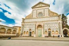 Santa Maria Novella Church, Florence. Italy royalty free stock images