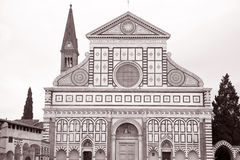 Santa Maria Novella Church, Florence Stock Photography