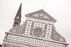 Santa Maria Novella Church, Florence Royalty Free Stock Images