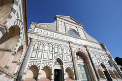 Santa Maria Novella, Florence Royalty Free Stock Photo