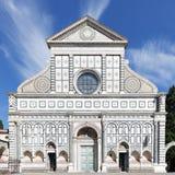 Santa Maria Novella in Florence Stock Image