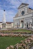 Santa Maria Novella - Florence - Italien Fotografering för Bildbyråer