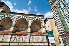 Santa Maria Novella in Florence, Italy Royalty Free Stock Photography