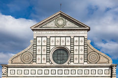 Santa Maria Novella in Florence Stock Images