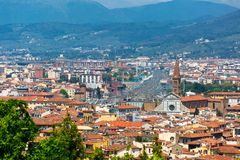 Santa Maria Novella in Florence, Italy Royalty Free Stock Photos