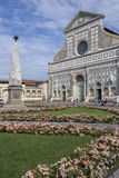 Santa Maria Novella - Florence - Italy Stock Image