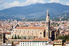 Santa Maria Novella Florence Italy Stock Photography