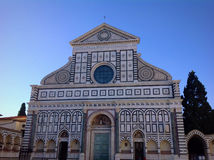 Santa Maria Novella in Florence Royalty Free Stock Photo