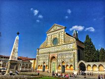 Santa Maria Novella stock photos