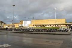 Santa Maria Novella station i Florence Royaltyfria Bilder