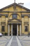 Santa Maria Podone Church in der Mitte von Mailand Lizenzfreie Stockfotos