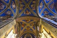 Santa Maria Sopra Minerva church, Rome, Italy Royalty Free Stock Images