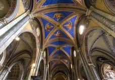 Santa Maria Sopra Minerva church, Rome, Italy Royalty Free Stock Image