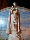Santa Maria. Statue of Santa Maria in Scalea Stock Photography