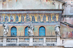 Santa Maria in Trastevere Stock Photography