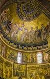 Santa Maria in Trastevere, Rome Royalty Free Stock Images