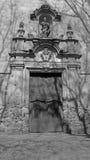 Santa Maria und die Rosette Lizenzfreies Stockbild