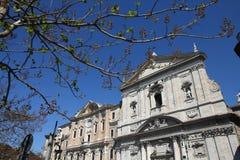 Santa Maria in Vallicella, Rome Royalty Free Stock Photo