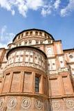 Santa Maria van de kerk della grazie Royalty-vrije Stock Afbeelding