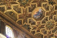 Santa Maria w Trastevere Obraz Royalty Free