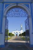Santa maria xixitla church II Stock Images