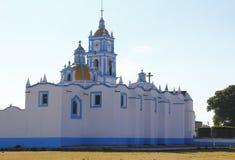 Santa Maria xixitla kościół IV fotografia royalty free