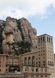 Santa Mariade Montserrat Stockbild