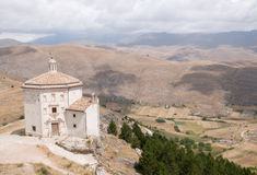 Santa MariaDella Pieta, Italien Stockbild