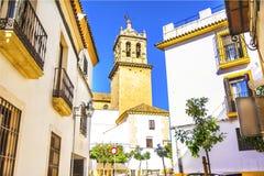Santa Marina de Aguas Santas, Cordoba, Andalusia,Spain Stock Image