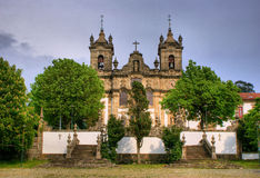 Santa Marinha convent Royalty Free Stock Image