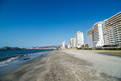 Santa Marta Waterfront Royalty Free Stock Image