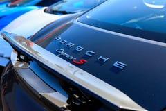 SANTA MESA, CA - 17-ОЕ ИЮНЯ 2017: Оргия лета Motorcars Evan Пола: Открытый дом Стоковая Фотография