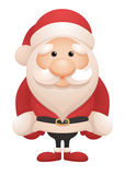Santa mignonne illustration stock