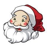 Santa mignonne Illustration de Vecteur
