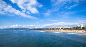 Santa Monica Immagine Stock Libera da Diritti