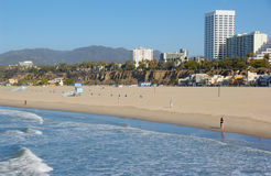 Santa Monica Royalty Free Stock Images