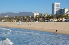 Santa Monica Royalty Free Stock Images
