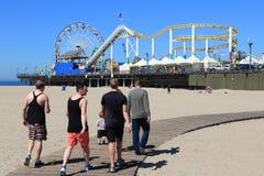 Santa Monica Lizenzfreie Stockfotos