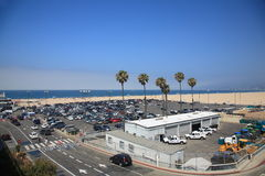 Santa Monica Beach Stock Images
