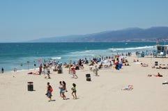Santa Monica Beach Photos stock