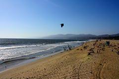 Santa Monica Beach immagine stock