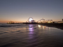 Santa Monica California Royalty Free Stock Image