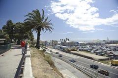 Santa Monica California Stock Photo