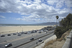 Santa Monica California Royalty Free Stock Images