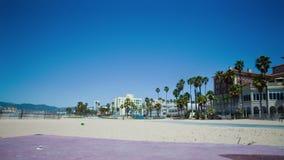 Santa Monica California almacen de video